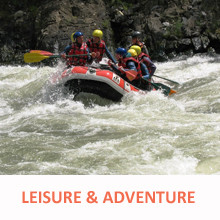 Leisure & Adventure Routes